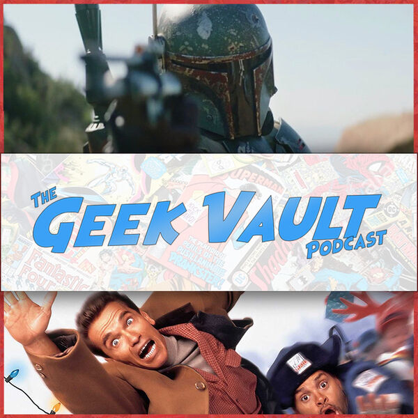 Episode 35: 1st Christmas Movie of the year! + More Mandalorian
